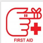 First aid application - Indian Red Cross First Aid
