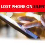 find my phone on silent