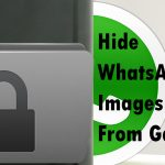 hide whatsapp images from phone gallery