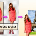 Photo Background eraser app