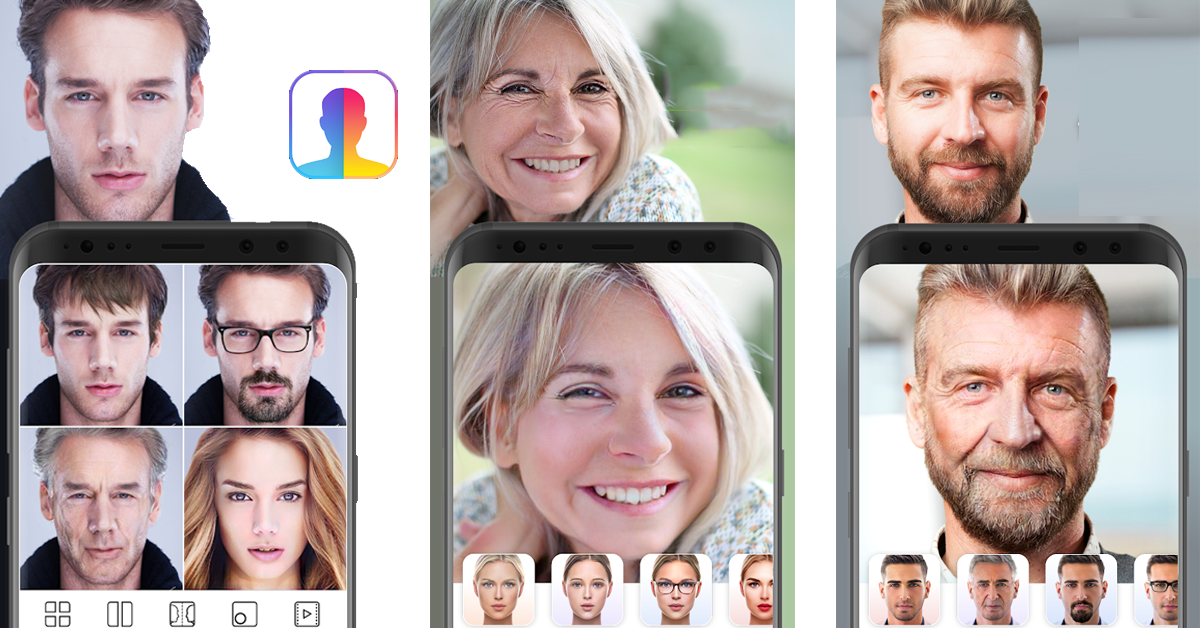 Easy Photo Editor Tool FaceApp for Android: AmazenseBlog