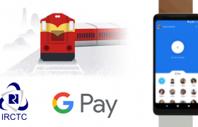 google pay train ticket booking