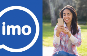 imo video chat app