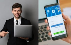 promote business using facebook