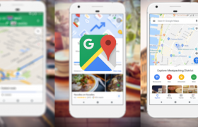 Search Places on Google Map in Malayalam