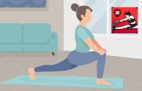 Stretching App: Stretching Exercises